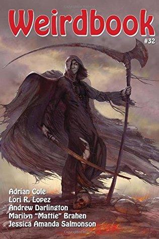 Weirdbook #32