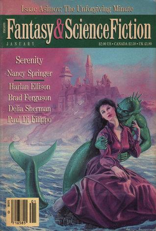 The Magazine of Fantasy & Science Fiction, January 1989 (The Magazine of Fantasy & Science Fiction, #452)