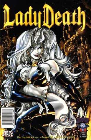 Lady Death The Rapture #3