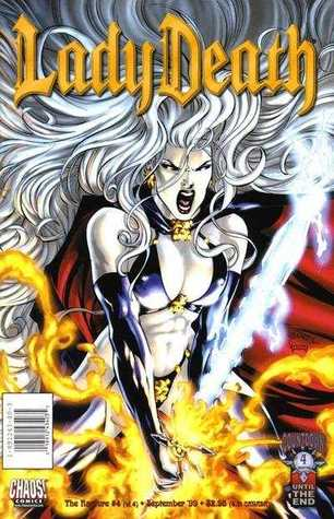 Lady Death The Rapture #4