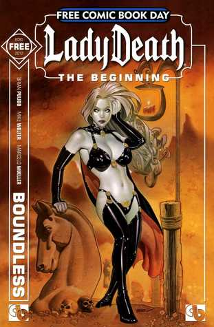 Lady Death The Beginning Free Comic Book Day 2012