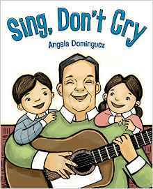 Sing, Don't Cry by Angela  Dominguez