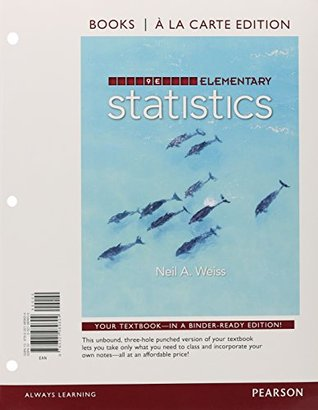 Elementary Statistics, Books a la carte Plus NEW MyStatLab with Pearson eText -- Access Card Package (9th Edition)
