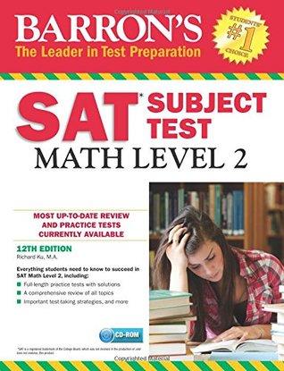 Sat Math Level 2