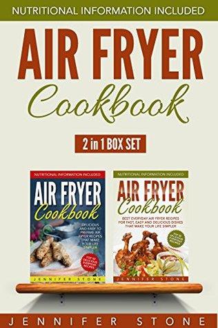 Air Fryer Cookbook Box Set PDF uTorrent by Jennifer Stone