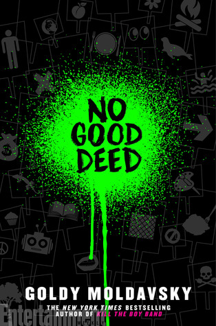 Image result for no good deed goldy