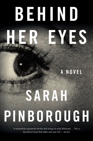 Behind Her Eyes by Sarah Pinborough thumbnail