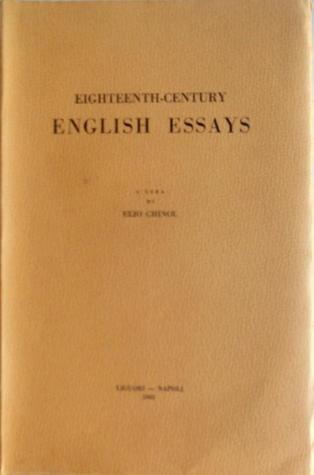 Eighteenth-century English Essays