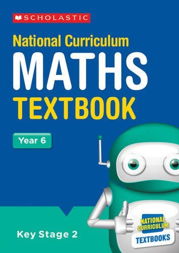 Maths Textbook (Year 6) (National Curriculum Textbooks)