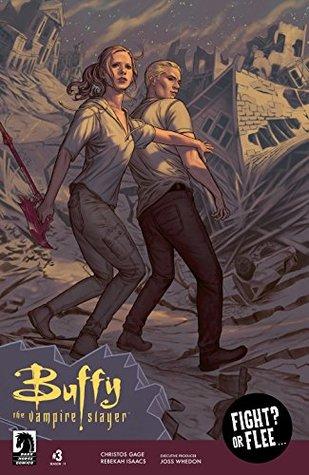 Buffy the Vampire Slayer: A House Divided (Season 11, #3)
