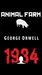 Animal Farm and 1984 by George Orwell