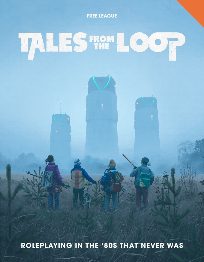 Tales from the Loop - Roleplaying in the '80s That Never Was