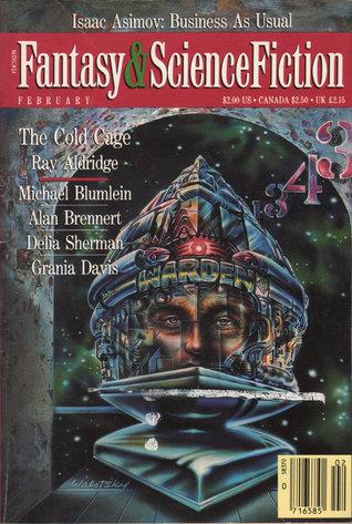 The Magazine of Fantasy & Science Fiction, February 1990 (The Magazine of Fantasy & Science Fiction, #465)