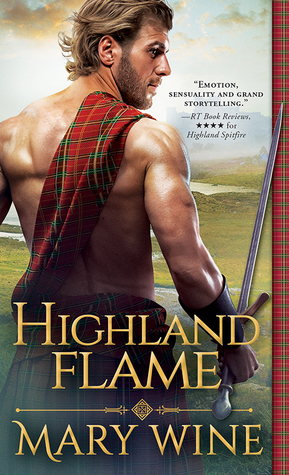 Highland Flame (Highland Weddings, #4)
