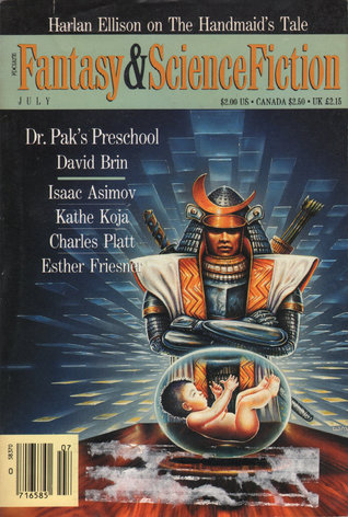The Magazine of Fantasy & Science Fiction, July 1990 (The Magazine of Fantasy & Science Fiction, #470)