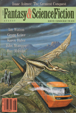 The Magazine of Fantasy & Science Fiction, August 1990 (The Magazine of Fantasy & Science Fiction, #471)
