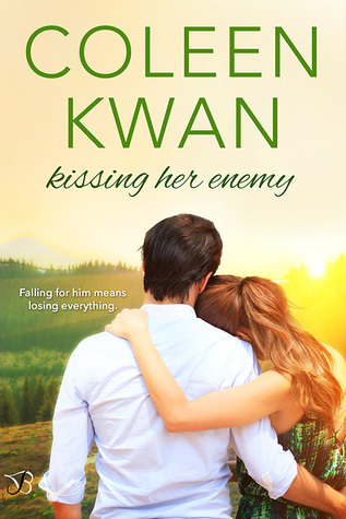 ARC Review: Kissing Her Enemy – Coleen Kwan