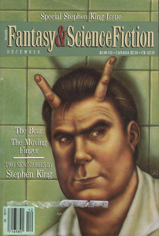 The Magazine of Fantasy & Science Fiction, December 1990 (The Magazine of Fantasy & Science Fiction, #475)
