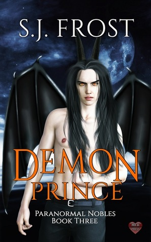 Book Review: Demon Prince by SJ Frost