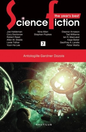 The Year's Best Science Fiction, Volumul 7