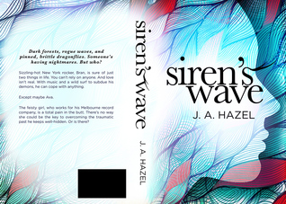 Siren's Wave by J.A. Hazel
