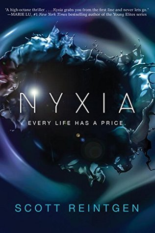 Image result for nyxia cover
