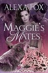 Maggie's Mates: MMF Menage Paranormal Shapeshifter Romance (Logan's Wolves Book 1)