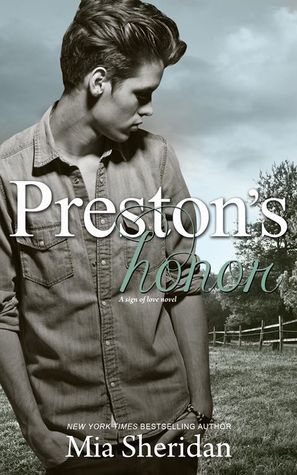 Release Day Review ~ Preston's Honor by Mia Sheridan