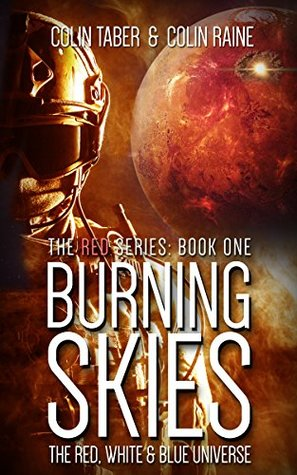 Burning Skies: The Red, White And Blue Universe
