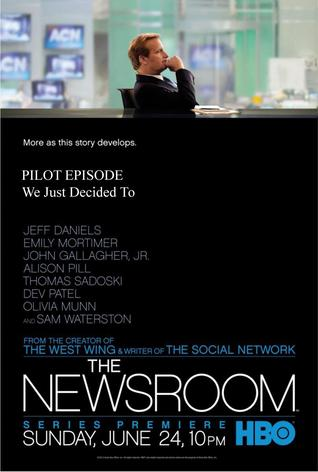 The Newsroom Script Episode 1