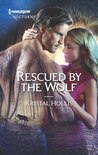 Rescued by the Wolf (The Wahyas of Walker's Run #2)