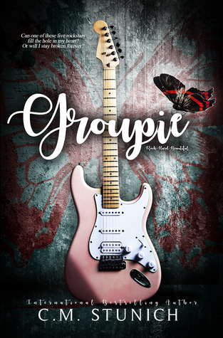 Groupie (Rock-Hard Beautiful, #1)