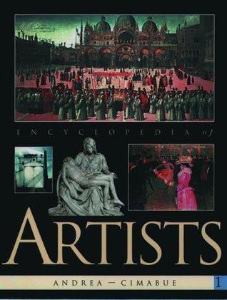 Encyclopedia of Artists: 6-Volume Set