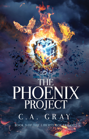 The Phoenix Project (The Liberty Box, #3)