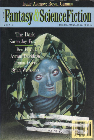 The Magazine of Fantasy & Science Fiction, June 1991 (The Magazine of Fantasy & Science Fiction, #481)
