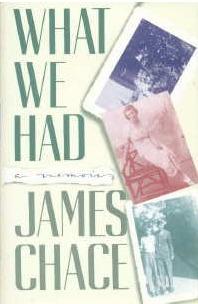 What We Had: A Memoir