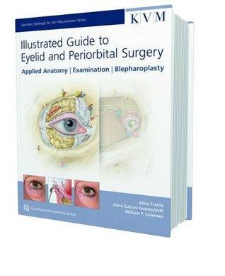 Illustrated Guide to Eyelid & Periorbital Surgery: Applied Anatomy, Examination, Blepharoplasty (Aesthetic Methods for Skin Rejuvenation Series)