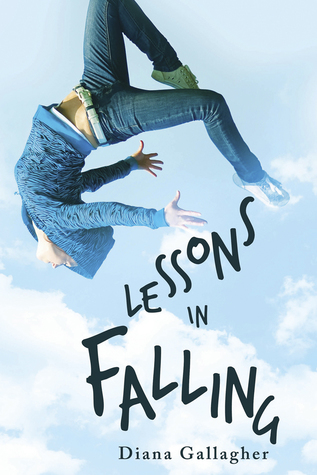 cover Lessons in Falling
