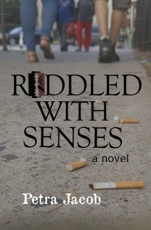 Cover of Riddled With Senses by Petra Jacob