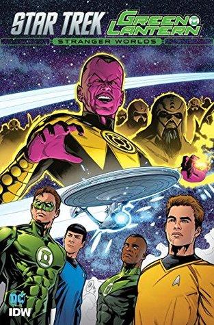 Star Trek/Green Lantern, Vol. 2: Stranger Worlds