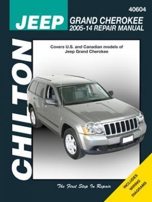 Jeep Grand Cherokee Chilton Automotive Repair Manual 05-14