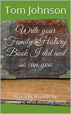 writing a family history book