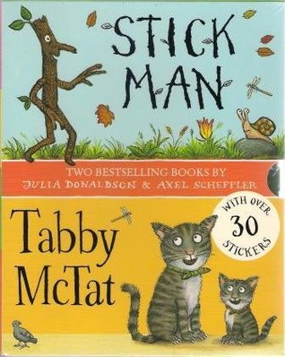Tabby Mctat/ Stick Man