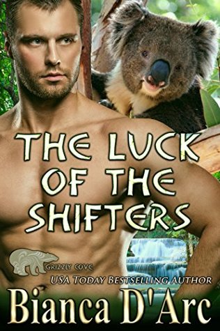 The Luck of the Shifters (Tales of the Were: Grizzly Cove, #8)