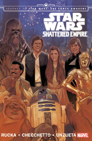 Shattered Empire (Star Wars)