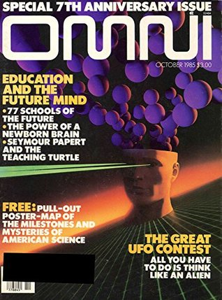 OMNI Magazine October 1985