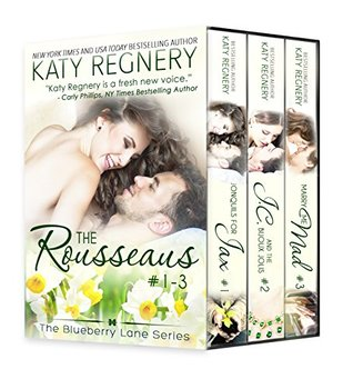 The Rousseaus Boxed Set by Katy Regnery