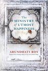 Book cover for The Ministry of Utmost Happiness