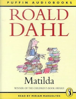 Matilda (Puffin audiobooks)