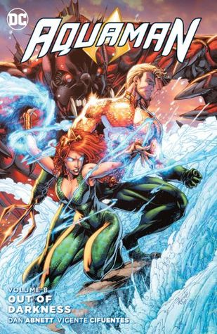 Aquaman, Volume 8: Out of Darkness